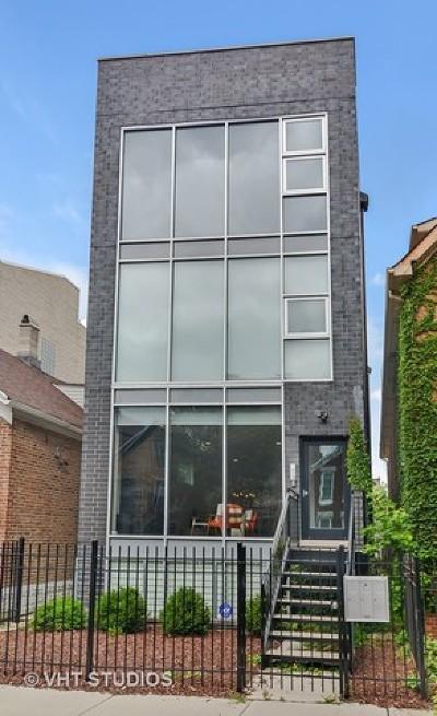 Chicago Condo/Townhouse Contingent: 1036 North Hermitage Avenue #1