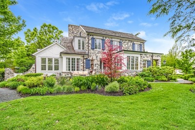 Hinsdale Single Family Home For Sale: 502 West North Street