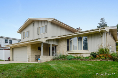 Westchester Single Family Home Contingent: 10516 Somerset Drive