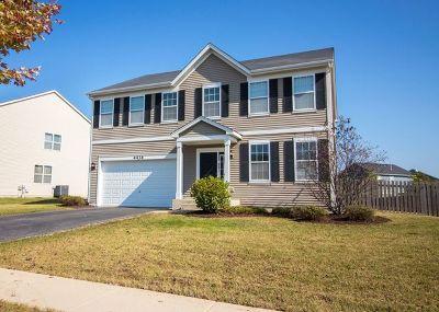 Oswego Single Family Home New: 4434 Bickford Avenue