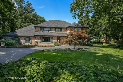 Hinsdale Single Family Home For Sale: 611 East 3rd Street