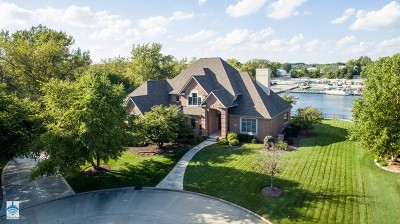 Du Page County, Kane County, Kendall County, Will County Single Family Home New: 26336 Pit Run Drive