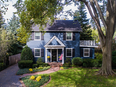 Hinsdale Single Family Home For Sale: 231 East Hickory Street