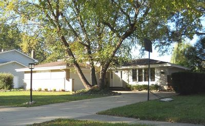 Naperville Single Family Home New: 5s730 Ridgeview Lane