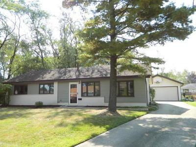 Hoffman Estates Single Family Home For Sale: 195 Kingman Lane