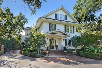 Hinsdale Single Family Home For Sale: 415 South Park Avenue