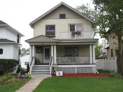 Oak Park Single Family Home For Sale: 534 Lyman Avenue