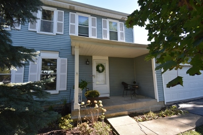 Westmont Single Family Home For Sale: 244 Deming Place