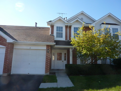 Roselle Condo/Townhouse Contingent: 1285 Winfield Court #3