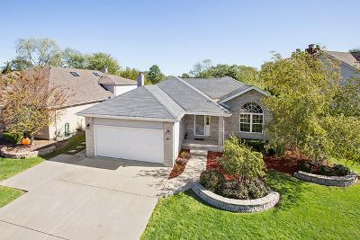Oak Forest Single Family Home Contingent: 14937 Sheila Court