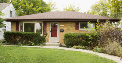 Downers Grove Single Family Home For Sale: 5712 Washington Street