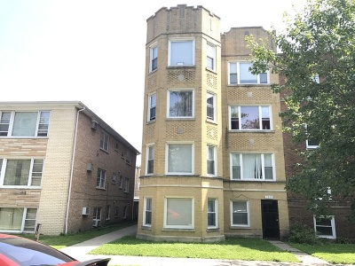 Chicago Condo/Townhouse New: 2219 West Thome Avenue #3B