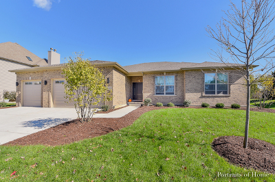 Plainfield Single Family Home New: 26001 Whispering Woods Circle