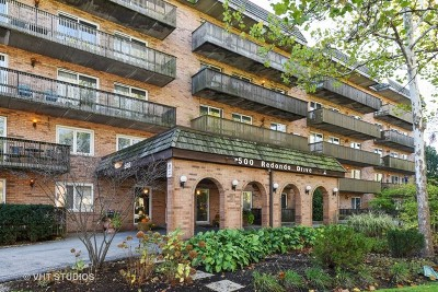 Downers Grove Condo/Townhouse New: 500 Redondo Drive #202