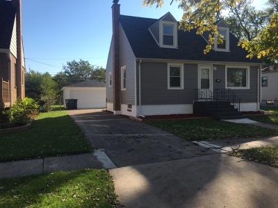 Lansing Single Family Home New: 17507 Community Street