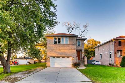Melrose Park Single Family Home For Sale: 10716 Diversey Avenue