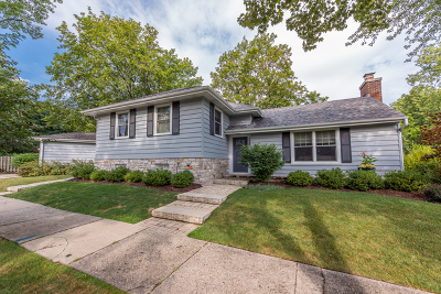 Glen Ellyn Single Family Home New: 258 Crest Road