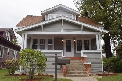 Calumet City Single Family Home Contingent: 10 Waltham Street