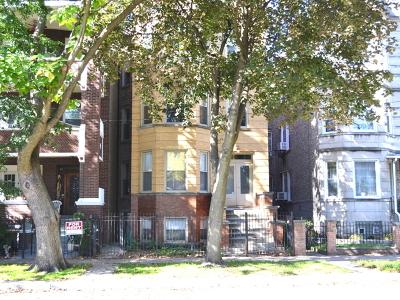 Chicago Condo/Townhouse New: 2626 North Sawyer Avenue #G