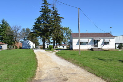 Elgin Residential Lots & Land New: 38w654 Us 20 Highway