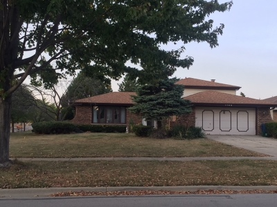 Downers Grove Single Family Home New: 1140 68th Street