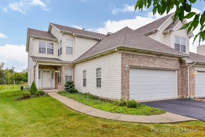 Plainfield Condo/Townhouse New: 13551 South Golden Eagle Circle