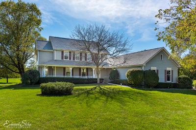 Crystal Lake Single Family Home New: 6319 Deerwood Drive