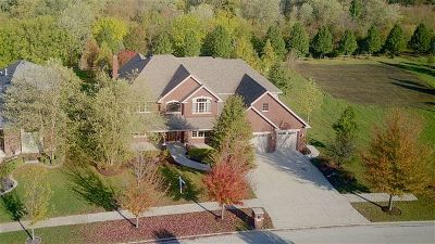 Frankfort Single Family Home Contingent: 7918 Big Buck Trail