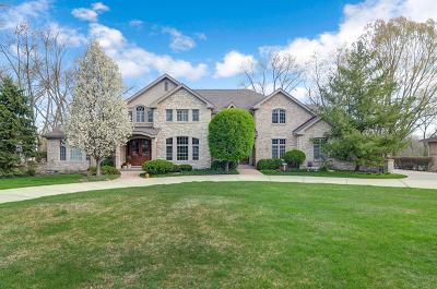Burr Ridge Single Family Home For Sale: 512 Ridgemoor Drive