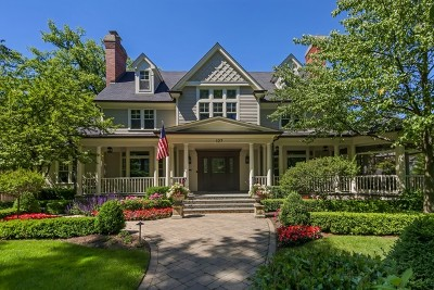 Hinsdale Single Family Home For Sale: 127 East 5th Street