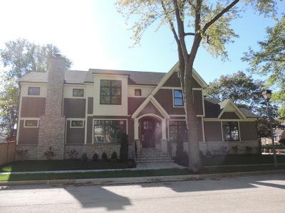 Elmhurst Single Family Home New: 236 West Crescent Avenue