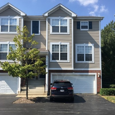 Condo/Townhouse Contingent: 2296 Hudson Circle #2296