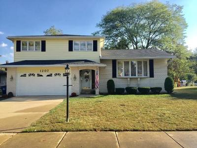 Downers Grove Single Family Home New: 1207 60th Place