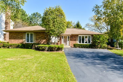 Naperville Single Family Home Contingent: 1120 Piccadilly Circle