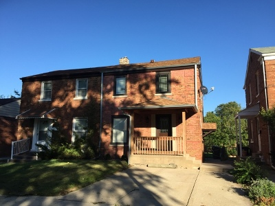 Bellwood Condo/Townhouse New: 427 Geneva Avenue