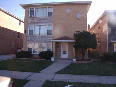 Calumet City Multi Family Home Contingent: 77 Oglesby Avenue