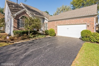 Schaumburg Single Family Home Contingent: 288 Haverford Court