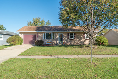 Single Family Home Contingent: 505 Cherrywood Drive