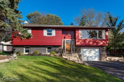 Lake In The Hills Single Family Home New: 1502 Washington Street