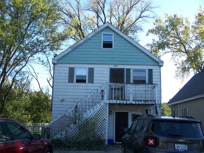 Spring Grove Single Family Home New: 1314 Nippersink Drive