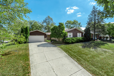 Downers Grove Single Family Home New: 6601 Briargate Drive