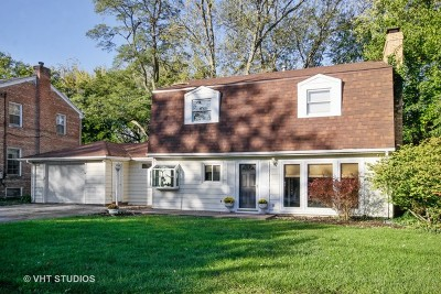 Homewood Single Family Home New: 18210 Perth Avenue