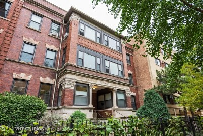 Cook County Condo/Townhouse New: 5921 North Kenmore Avenue #1
