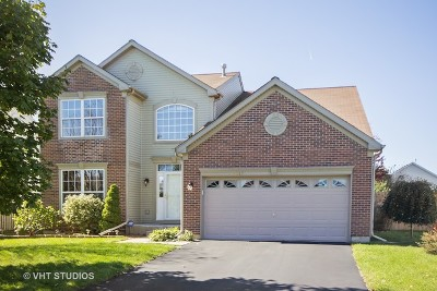Plainfield Single Family Home Contingent: 2517 Sierra Avenue