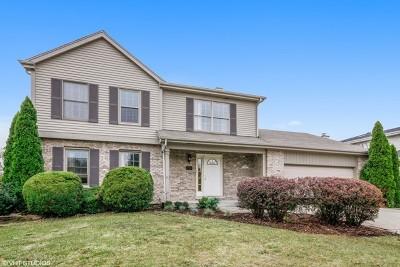 Woodridge Single Family Home New: 8008 Chesterton Drive