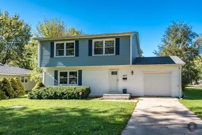 Aurora Single Family Home New: 540 North Rosedale Avenue