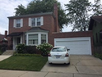 Single Family Home New: 10633 South Oakley Avenue