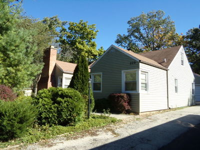 Wood Dale Single Family Home For Sale