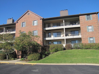 Buffalo Grove Condo/Townhouse For Sale: 621 Hapsfield Lane #104