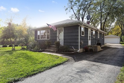Downers Grove Single Family Home Contingent: 4400 Roslyn Road